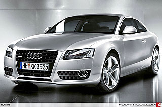 Audi A5 Coupe photo 1