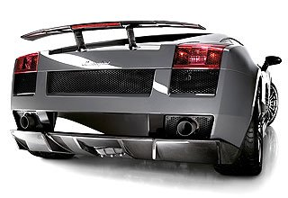 2007 Lamborghini Gallardo Superleggera photo 5