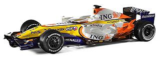 2007 Renault F1 R27 5