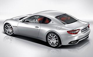 2007 Maserati GranTurismo 3