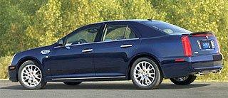 2008 Cadillac STS 2