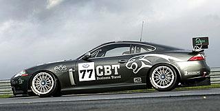 2007 Jaguar XKR GT3 3