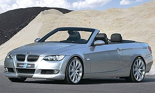 Hartge BMW E93 Coupe-Convertible