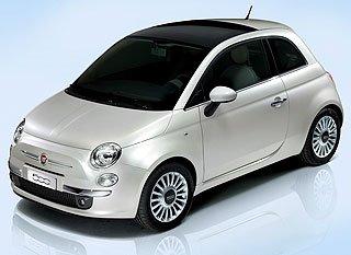 2008 Fiat New 500 2