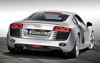 2007 Audi R8 3