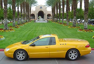 2007 DiMora Motorcar JX Concept Coupe 2