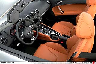 new 2008 Audi TT Roadster 2