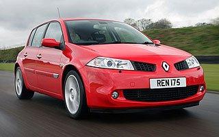Renault Megane Renaultsport dCi 175
