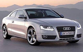 2008 Audi A5 S line