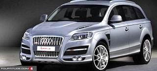 New Style Audi Q7 Hofele Styling Package