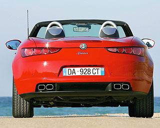 2007 Alfa Romeo Spider 5