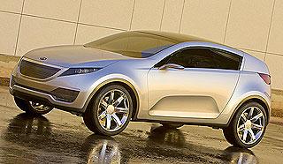 2007 Kia Kue Concept