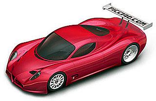 Alfa romeo picchio racer