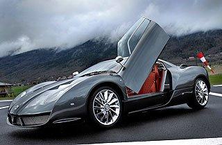 2007 Spyker C12 Zagato 4