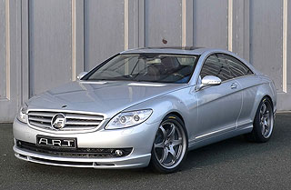 2007 ART Program 216 for Mercedes-Benz CL Class 2