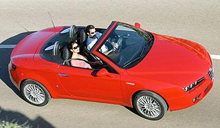 2007 Alfa Romeo Spider 2