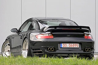 2007 9ff Porsche 911 997 Turbo Airforce 2