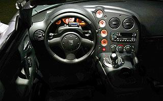 2007 Hennessey Twin Turbo Dodge Viper SRT 3