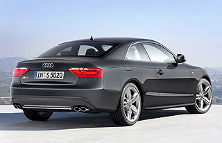 New Audi A5 Coupe 5