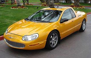 2007 DiMora Motorcar JX Concept Coupe