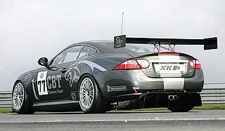 2007 Jaguar XKR GT3 4