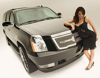 STRUT Cadillac Escalade Vail Collection 3