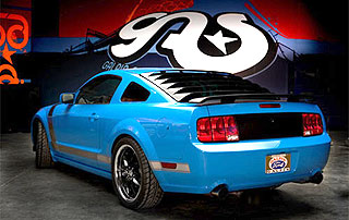 2007 Ford Boss 302 Mustang 2