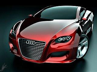 2007 Audi Locus Concept Design by Ugur Sahin
