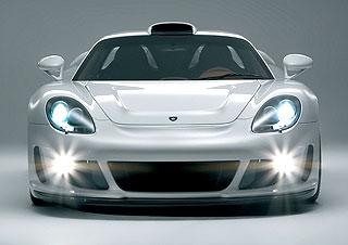 2007 Gemballa Porsche Carrera Mirage GT
