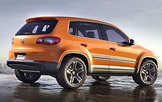 VW Tiguan Concept 2