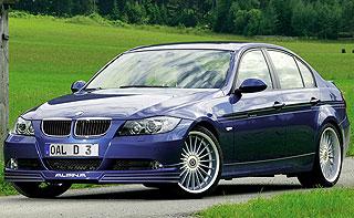 BMW Alpina D3 2