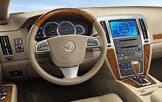 2008 Cadillac STS 3