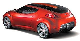 2007 Hyundai Veloster Concept 3