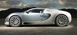 2007 Bugatti Veyron 3