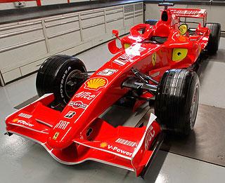2007 Ferrari F2007 4
