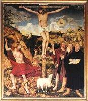 Cranach - Weimar Altarpiece