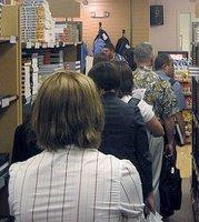 Checkout Line