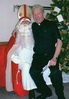Pastor and Santa