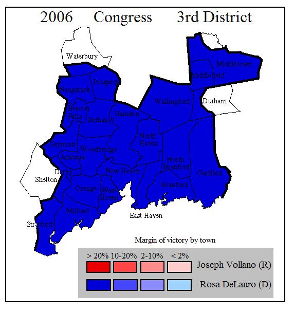 Connecticut Political Maps  Connecticut Local Politics