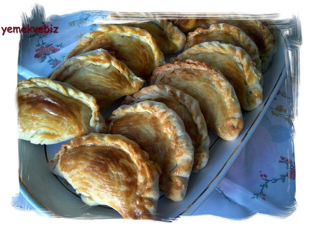 Göbete (Köbete) Tatar Böreği