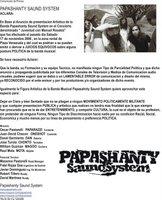 Comunicado Papashanty Manuel Rosales
