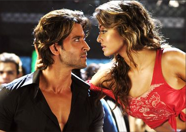 aiswarya roy and hrithik roshan from dhoom2