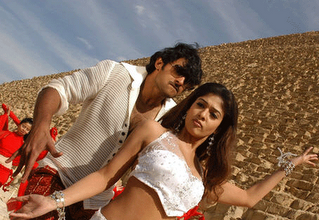yogi movie prabhas nayanatara