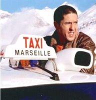 Samy Naceri in Taxi