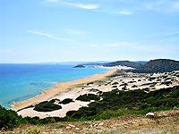 Cyprus coast, Karpaz range