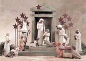 My nativity set