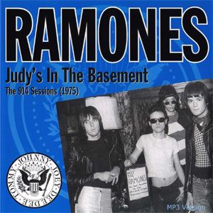 the ramones 1975 judy s in the basement