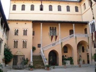 Palau Ducal de Gandia, d'aquells Borja