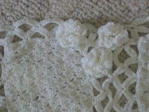 Dresser Scarf Crochet Pattern