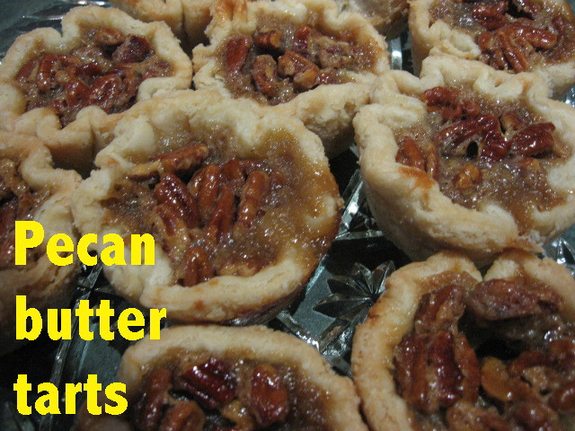 kristen gilliam homemade pecan butter tart